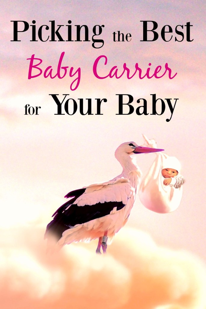 Picking the Best Baby Carrier for Your Baby