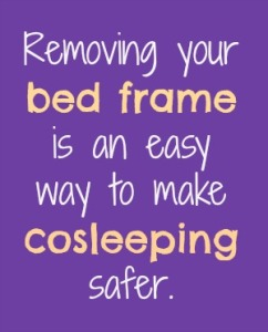 12 Ways to Make Cosleeping Safer - www.MBAsahm.com