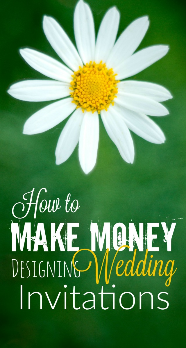 If you are looking for a way to make money from your photography or graphic design, wedding invitations may be the perfect way to do it! Check out this post for a step-by-step guide of how to make money selling wedding invitations.