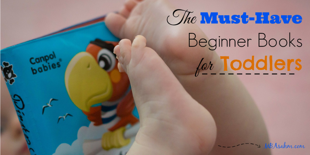 The Must-Have Beginner Books for Toddlers