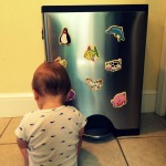 A Creative Solution to Toddler Safety in the Kitchen
