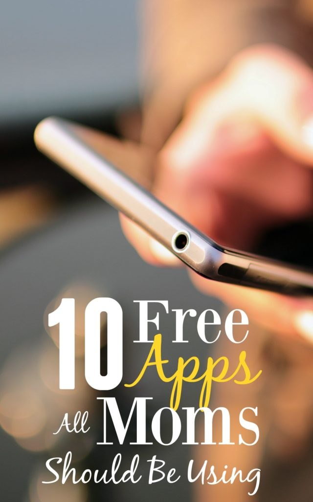 These free apps either save you money, sanity, or just make life way easier. Either way, they're all must-haves! (and they're all free!)