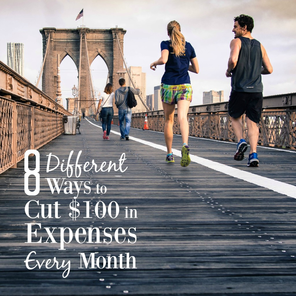 One of the best ways to build wealth quickly is to find big ways to save every single month.  Check out this list to see if any would be easy for you!