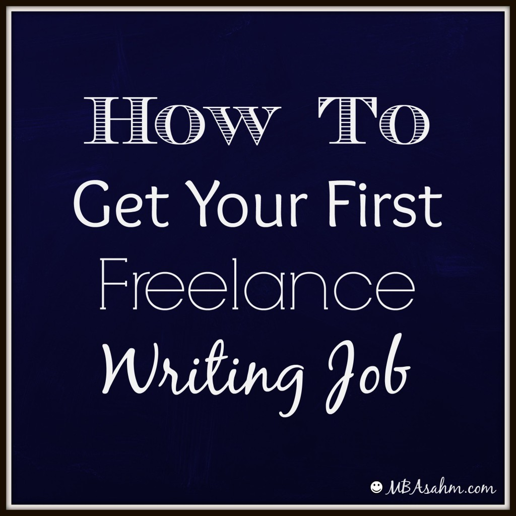 Freelance writing is one of the best work-from-home jobs and it's way easier than you think to get into it. Here are the steps to take if you want to become a freelance writer and start working from home!