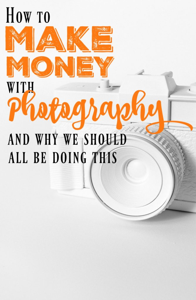 If you want to know how to make money with photography, you won't believe how easy it is to get started!  Making money from your photography is one of the easiest sources of passive income.  Check out these tips to get started.