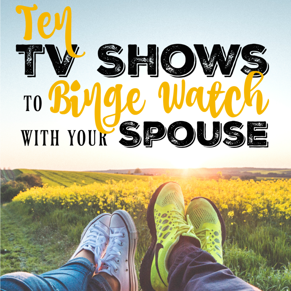 If you're looking for the best tv shows to watch with your husband, this list is for you! These are hands down the best tv shows for couples.