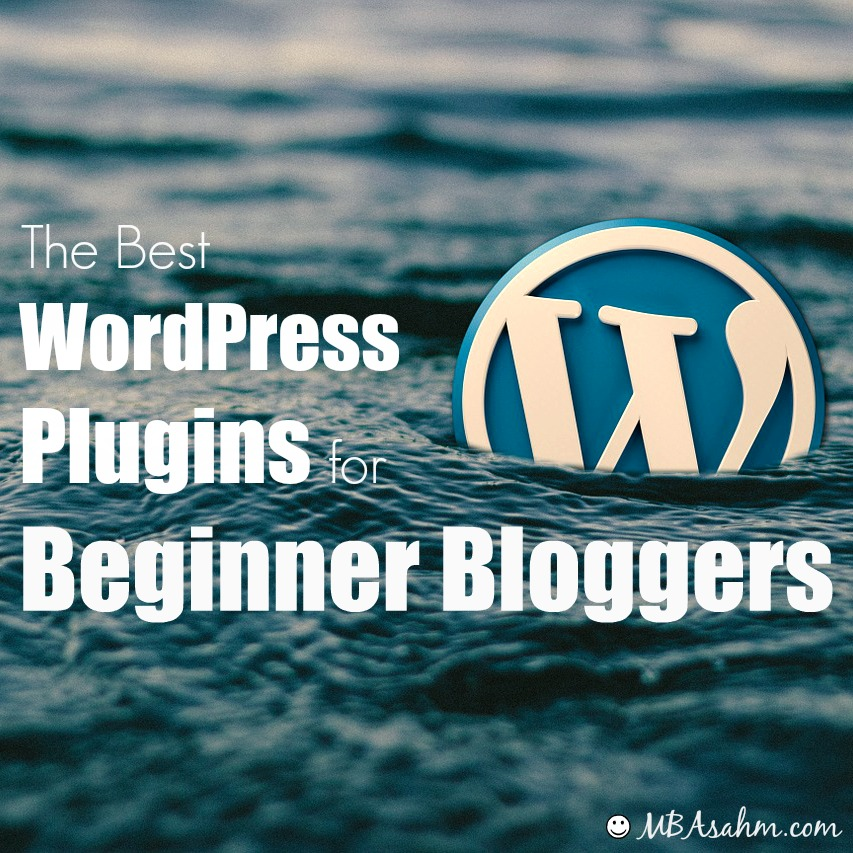 It can be hard to pick the best WordPress plugins when you're a beginner blogger, so I've compiled a list of the best! Click through to make sure you're using the best.