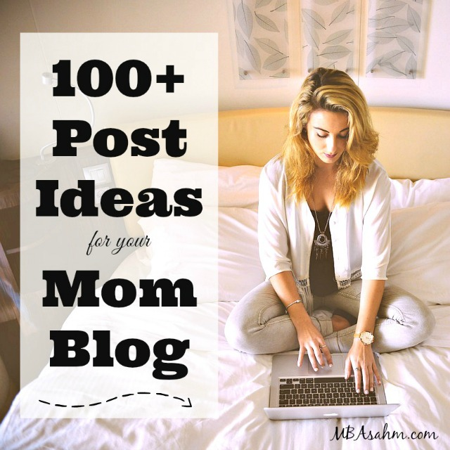 These irresistible post ideas will help drive traffic to your mom blog and add more content to your website!