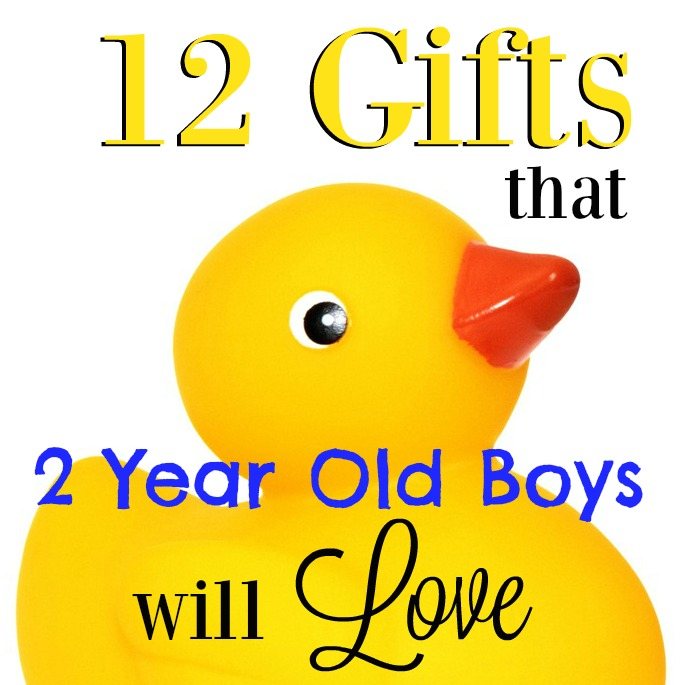 12 Best Gifts for 2-Year Old Boys - MBA sahm
