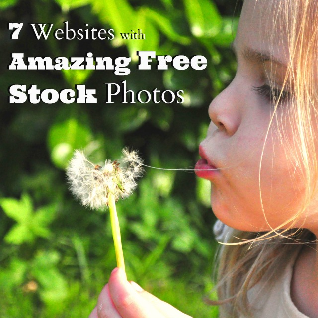 the best free photos to use for your parenting blog or website