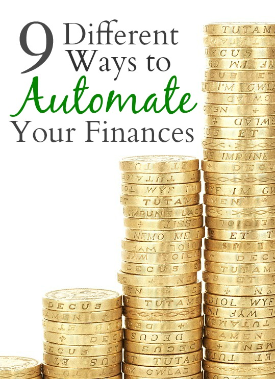 Automation is the absolute best way to save tons of time, money, and frustration. Click through to check out 9 different ways that you can automate your finances!