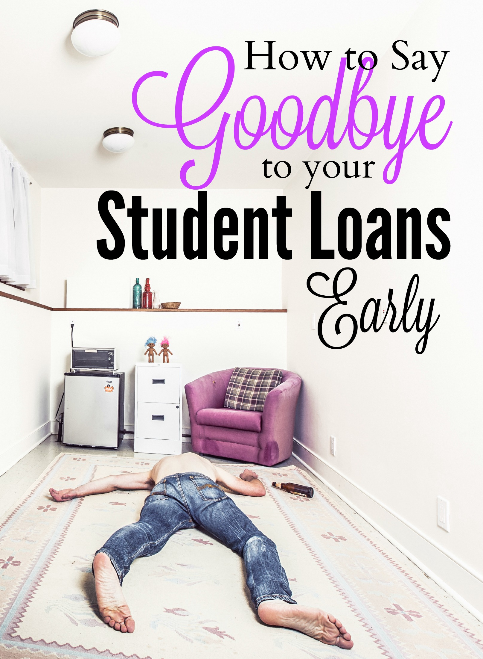 How to Pay Off Student Loans Early - MBA sahm