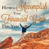 If you want to accomplish your financial goals this year, you may be closer than you think. Check out these tips and resources to help make it happen!