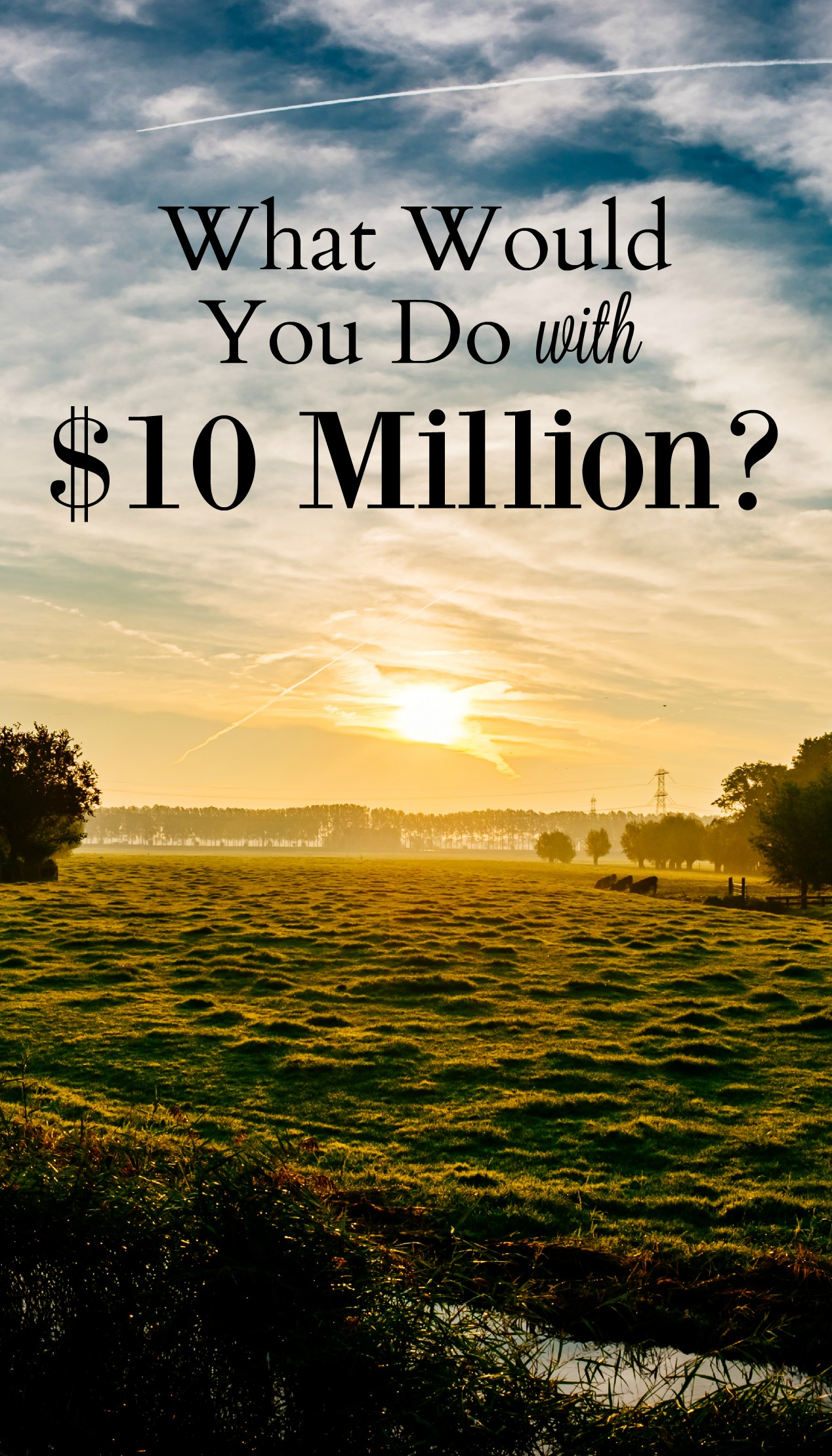 Everyone dreams of being a millionaire, but not everyone realizes that it may be totally within arms' reach! Here's how to achieve it.