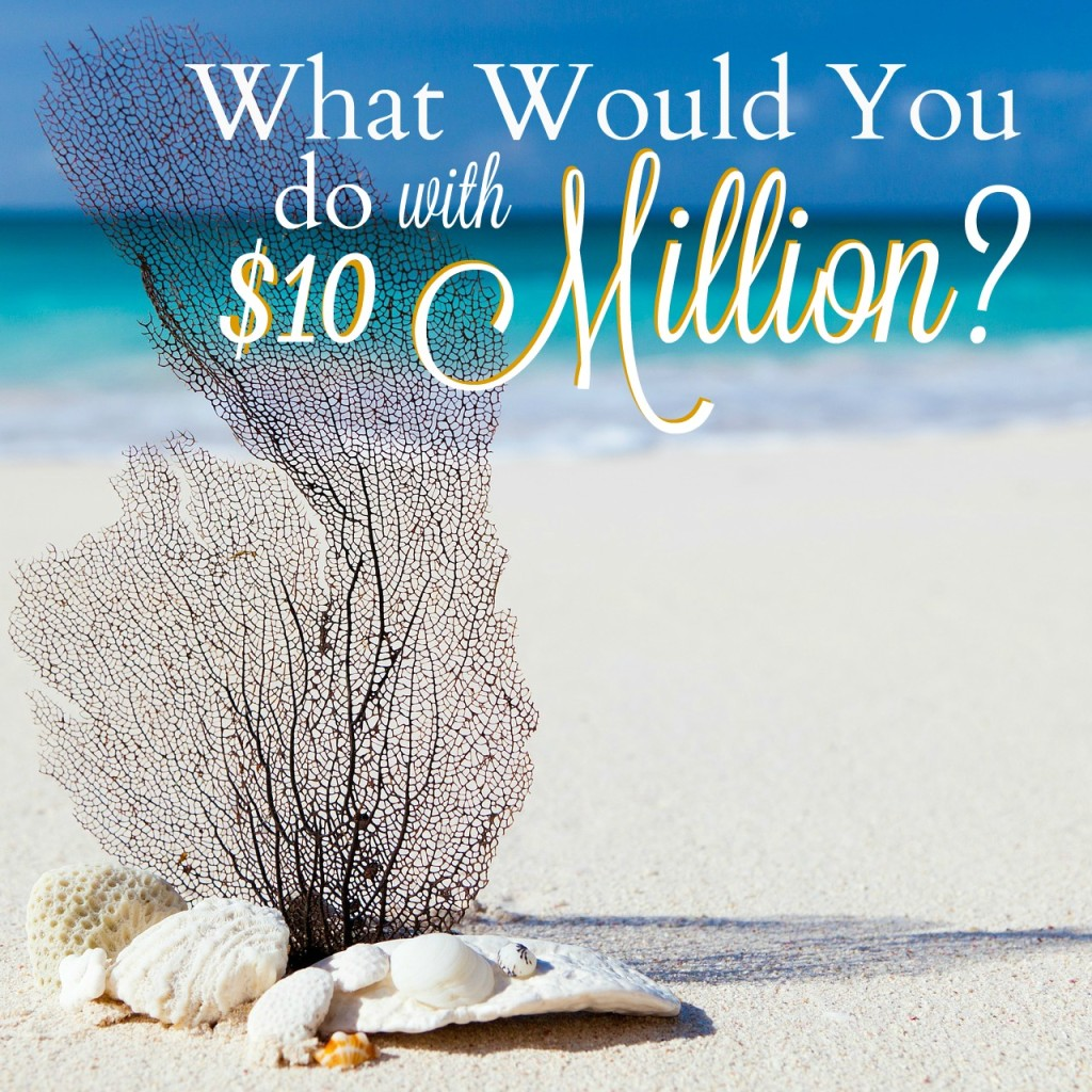 Everyone dreams of being a millionaire but most people don't realize that it's actually possible! Here's how you make it happen.