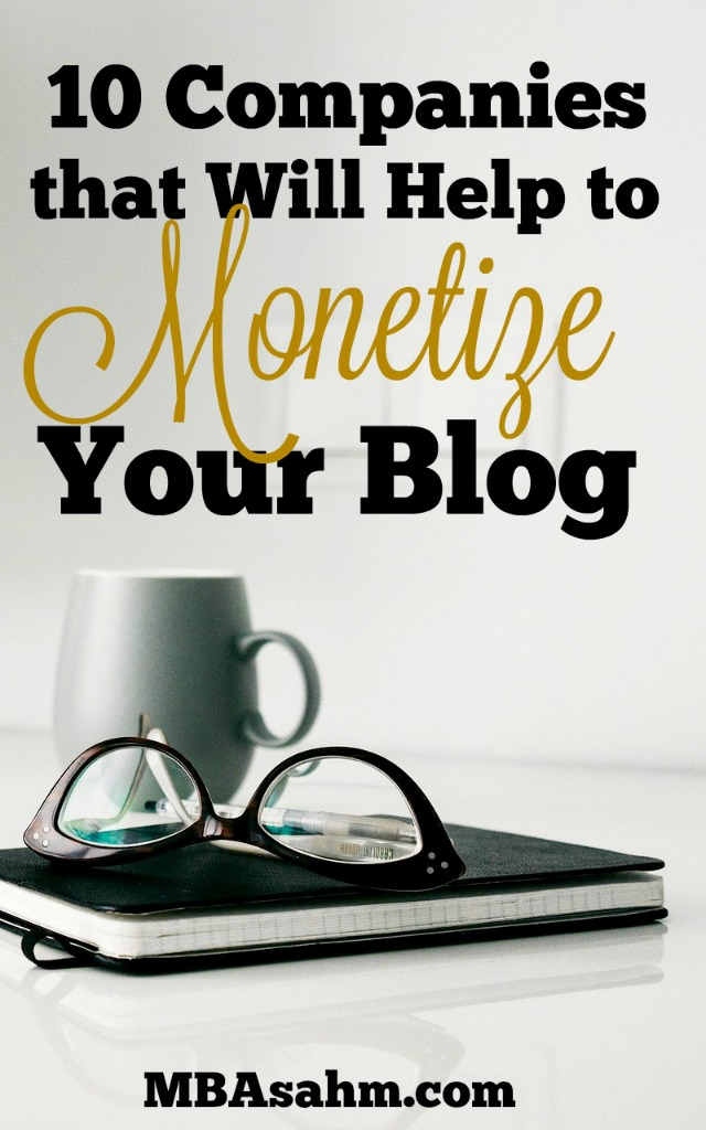 These companies will help your blog make more money, whether you're a beginner or pro.
