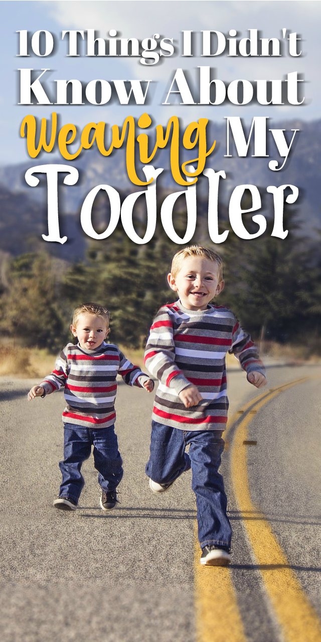Breastfeeding a toddler is a wonderful thing, but as they say - all good things must eventually come to an end. Weaning my toddler, however, had some surprises I wasn't prepared for! Here's what surprised me about the whole process.