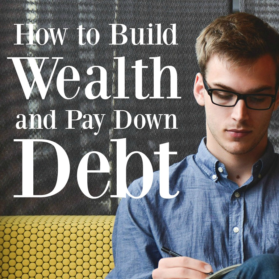 There's an easy, simple secret to building wealth that makes it totally possible for everyone! It may be boring and slow, but it works!