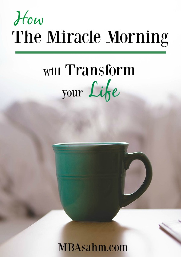 It's rare that you come across a book that will truly change your life, but The Miracle Morning will do just that. Click through to find out what you'll get out of this amazing book!