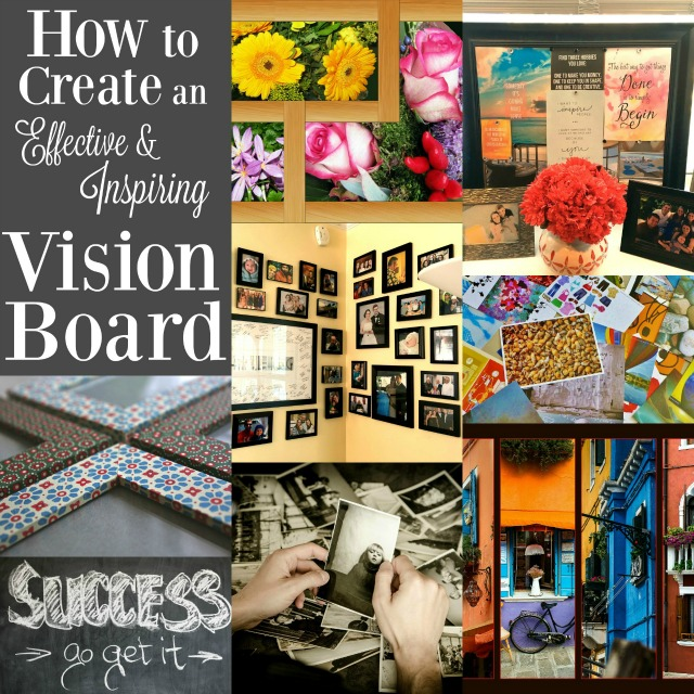 How to Create a Vision Board that Will Completely Change Your Life