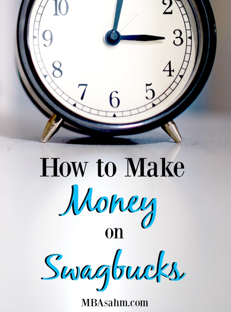 Making money on swagbucks is way easier than you think!  Just out these tips for making it as easy as possible.