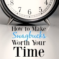 Swagbucks can be an easy way to earn some extra money throughout the year, but you need to make sure you're doing the right things and not wasting your time. Here's what to focus on if you want to make Swagbucks worth the effort!