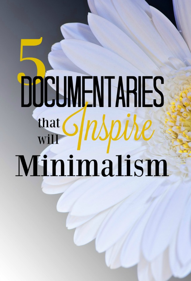 These documentaries about minimalism will completely change your life! It's impossible to watch and not be inspired to embrace a minimalist lifestyle. Time to update the Netflix queue!