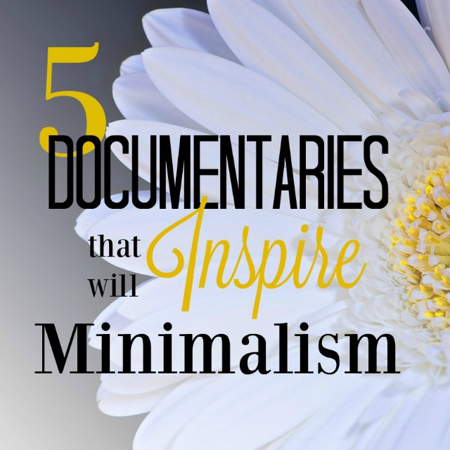 Embracing minimalism is one of the best things you can do for yourself, and documentaries are a great way to find inspiration! So schedule yourself a few hours to sit back, relax, and watch these amazing minimalism documentaries!