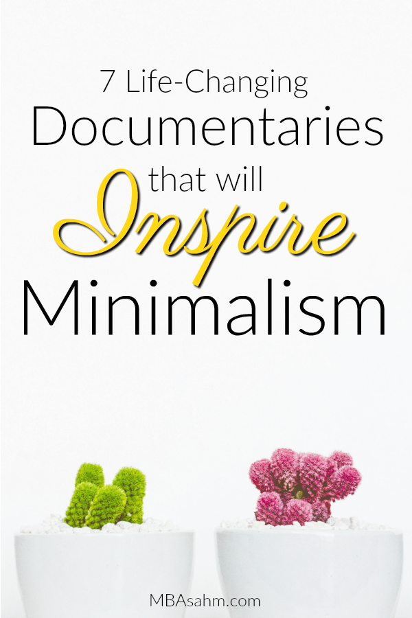 These inspirational documentaries about minimalism will completely change your life! You will be able to consume less, be happier, and have more time on your hands. The impact will be completely life-changing!