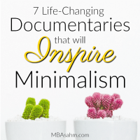 These documentaries about minimalism will completely change your life!