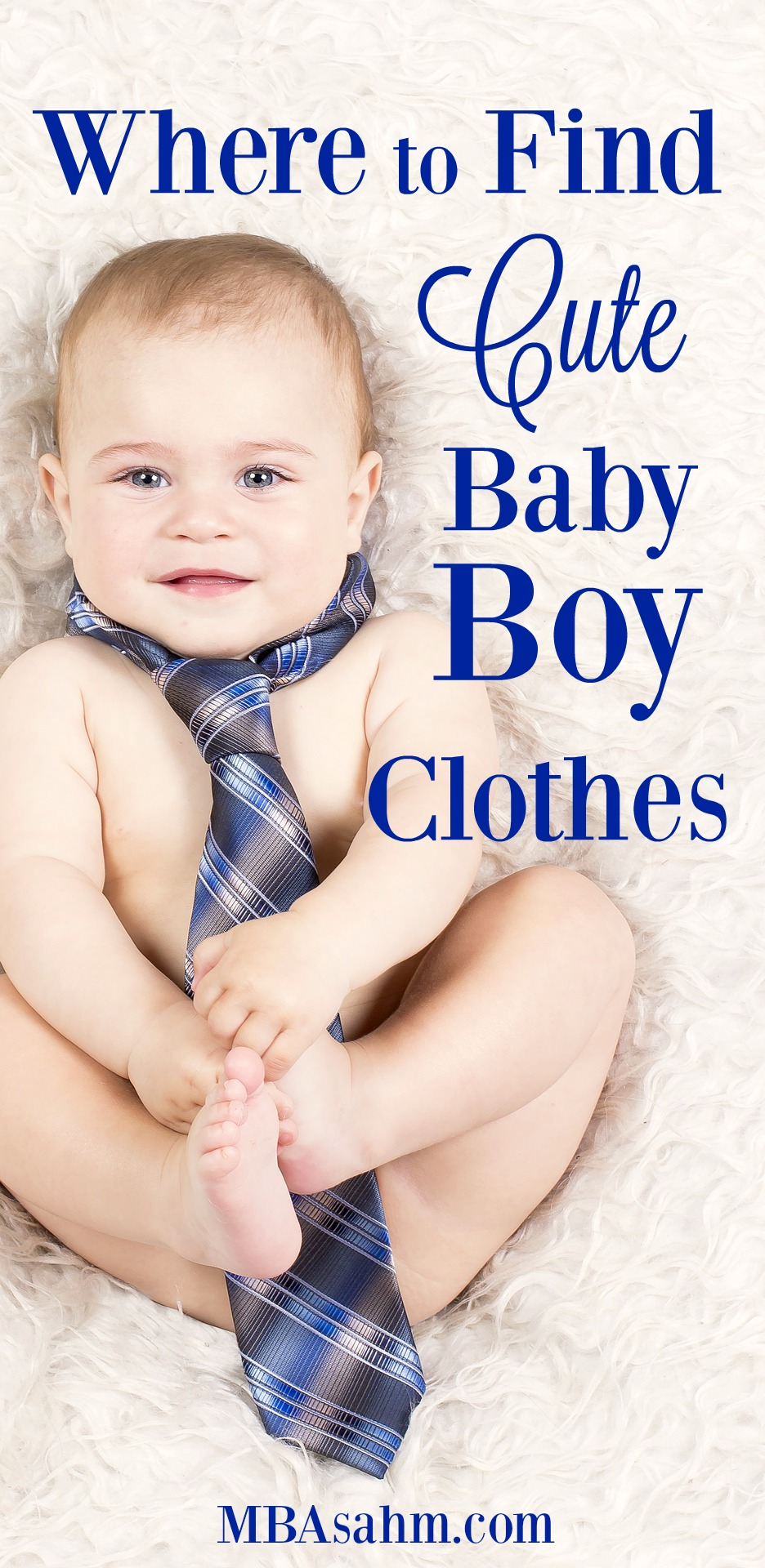 If you're wondering where to find cute baby boy clothes, this list is for you!  They have adorable clothing options for boys that you won't find anywhere else.
