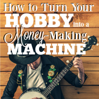 What could be better than making money from your hobby? It's so easy nowadays, you won't believe all your options! Check out this list to get started.