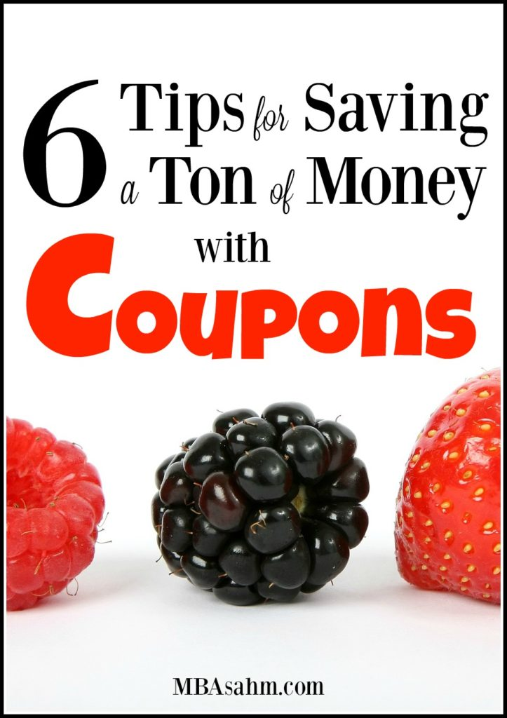 Coupons can save you a ton on money in the long run if you figure out how to use them right. Check out these tips to help save even more!