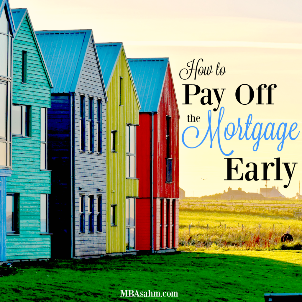 Thinking about paying off your mortgage? Now's the time to do it! Here are some great tips to help with the process.