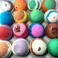 This is the best place to get bath bombs that are just as great as LUSH, but 1/4 of the price!