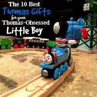 If you've got a little boy that loves Thomas the Train, then this is the list for you!