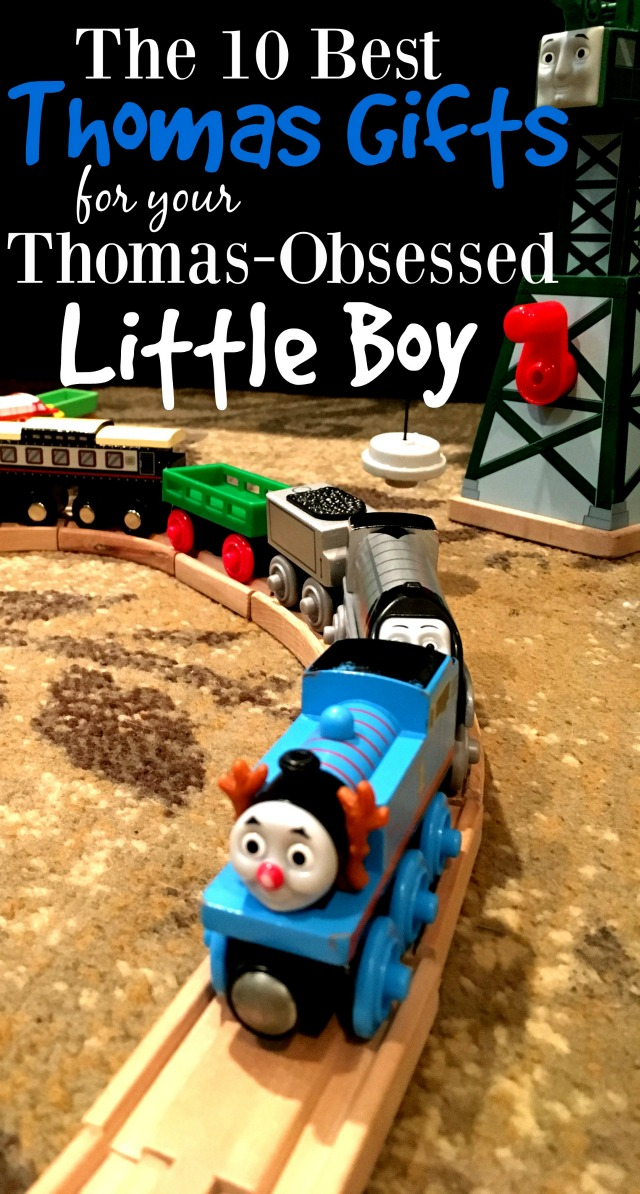 These Thomas the Train gifts are perfect for any train obsessed little kid. From Thomas shoes to train accessories, this list has you covered.