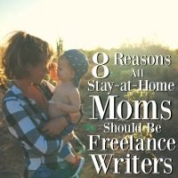 Being a stay at home mom is amazing, but it's even more amazing if you can have a small side gig going on! Writing is perfect for stay-at-home moms and definitely was a game changer for me! Here's how to get started and why you should give it a try.