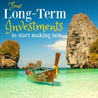 Long-term investments are one of the most important things we need to do if we want a comfortable retirement. Make sure you're investing in all of these!