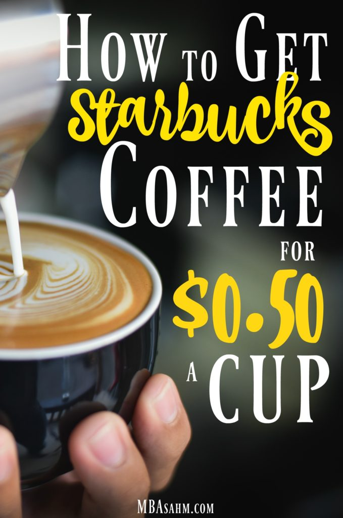 If you want to save money on Starbucks coffee you need to know where to find cheap Starbucks K-cups!