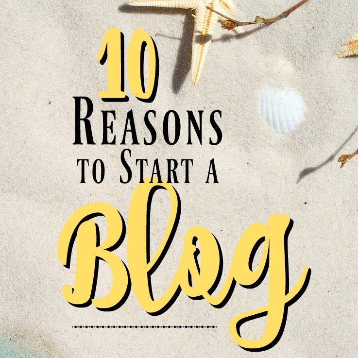Starting a blog is one of the greatest things I ever did. You can make money with a blog, travel with a blog, and raise your kids with a blog. It truly lets you do it all!