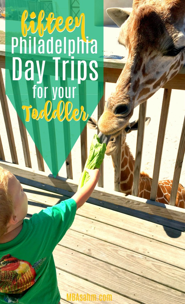 There are some great things to do in Philadelphia, so check this list out for destination ideas for your toddler or preschooler!