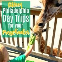Philadelphia day trips for toddlers and preschoolers