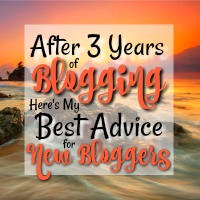 After 3 Years of Blogging, Here's My Best Advice for New Bloggers