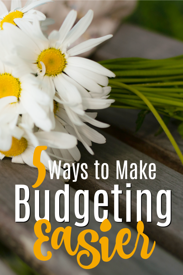 When you make budgeting easier, you open up endless possibilities! All of a sudden, budgeting becomes fun, productive, and enjoyable.