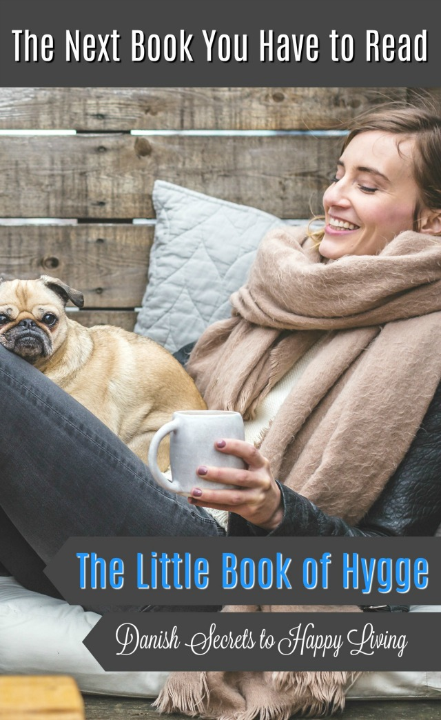 The Little Book of Hygge is the perfect book to boost your happiness just like the Danish do! Full of tips for a cozy, happy life, this book will help to add more hygge to your life!