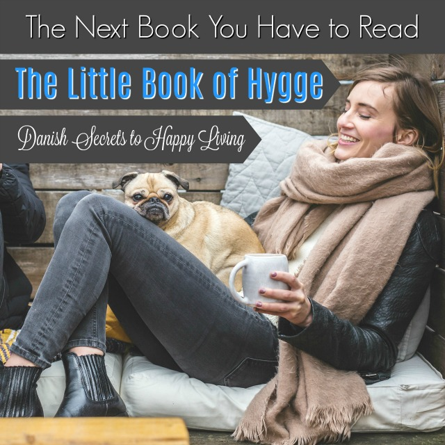 The Little Book of Hygge teaches you exactly how to add more hygge to your life so that you can live just as happily as the Danish do!
