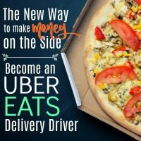 How to Make Money with Uber Eats Courier Program