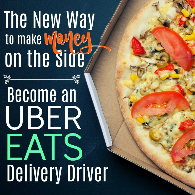 Driving for Uber Eats is a great side gig with tons of flexibility! Click through to find out if it's a good fit for you.