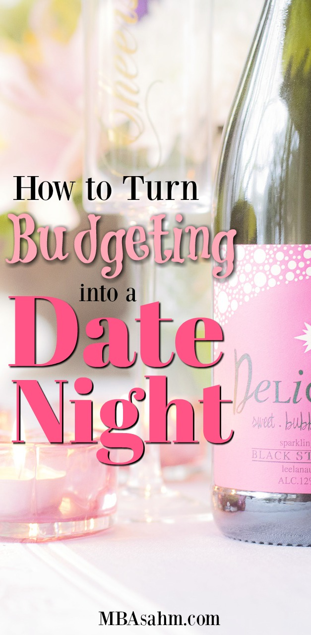 If you struggle with budgeting, then you may need to try something different to make it work...like a Budgeting Date Night! Check it out to see if it's a good fit for you!
